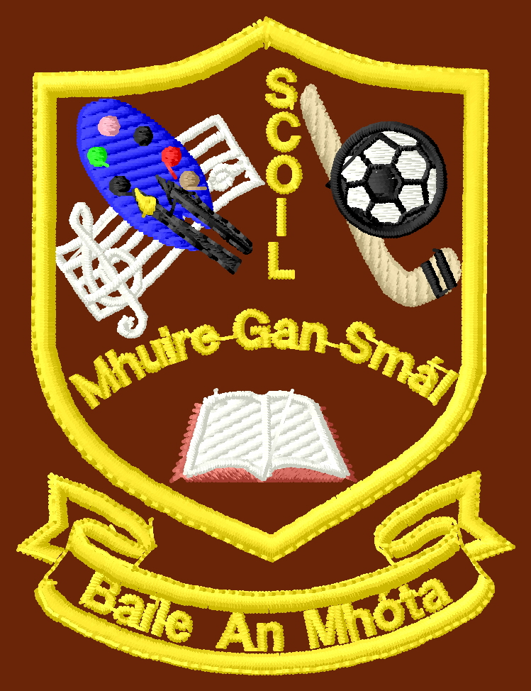 Welcome to the website of Scoil Mhuire gan Smál
